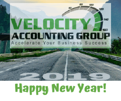 Happy New Year from Velocity Accounting