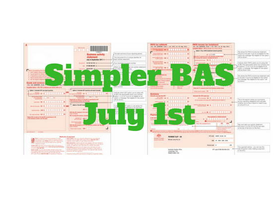 Simpler BAS for Small Business